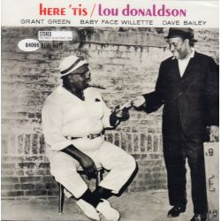 DONALDSON, LOU - HERE 'TIS (1 SACD) - ANALOGUE PRODUCTIONS EDITION