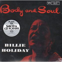 HOLIDAY, BILLIE - BODY AND SOUL (1 SACD) - ANALOGUE PRODUCTIONS EDITION