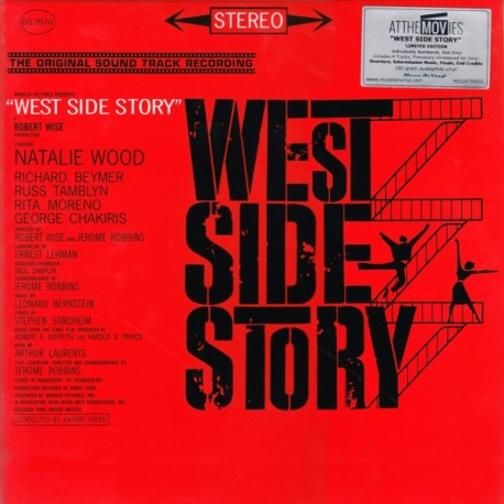 west side story the musical essay