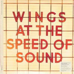 McCARTNEY, PAUL & WINGS - WINGS AT THE SPEED OF SOUND (2LP+MP3 DOWNLOAD) - 180 GRAM PRESSING