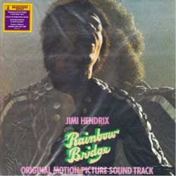 HENDRIX, JIMI - RAINBOW BRIDGE (1LP) - LIMITED 200 GRAM PRESSING NUMBERED EDITION - WYDANIE AMERYKAŃSKIE
