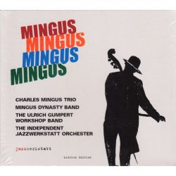 MINGUS, MINGUS, MINGUS, MINGUS (4CD) - LIMITED EDITION