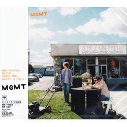 MGMT - MGMT - WYDANIE JAPOŃSKIE