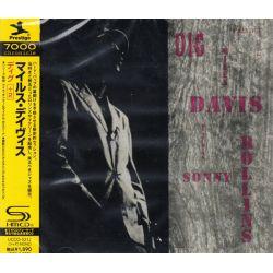 DAVIS, MILES FEATURING SONNY ROLLINS - DIG (1 SHM-CD) - WYDANIE JAPOŃSKIE