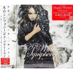 BRIGHTMAN, SARAH - A WINTER SYMPHONY (1 CD) - WYDANIE JAPOŃSKIE