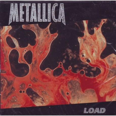 METALLICA - LOAD - WYDANIE AMERYKAŃSKIE