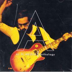 MEOLA, AL DI - ANTHOLOGY (2 CD) - [BRAK OBI] - WYDANIE JAPOŃSKIE