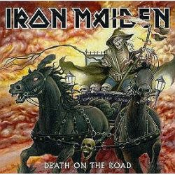 IRON MAIDEN - DEATH ON THE ROAD (2 CD) - LIVE