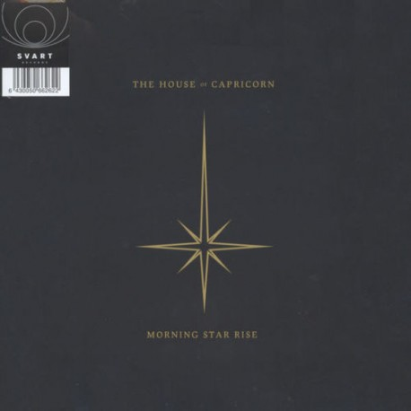 HOUSE OF CAPRICORN, THE - MORNING STAR RISE (1LP)