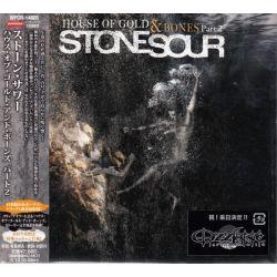 STONE SOUR - HOUSE OF GOLD & BONES PART 2 (1 CD) - WYDANIE JAPOŃSKIE