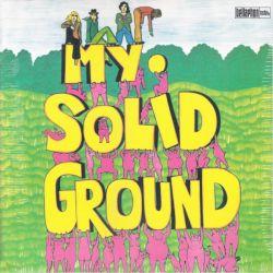 MY SOLID GROUND - MY SOLID GROUND (1LP) - 180 GRAM PRESSING