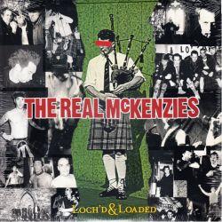 REAL McKENZIES - LOCH\'D & LOADED (1LP) - WYDANIE AMERYKAŃSKIE