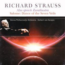 STRAUSS, RICHARD - ALSO SPRACH ZARATHUSTRA - HERBERT VON KARAJAN - VIENNA PHILHARMONIC ORCHESTRA (1LP) - 180 GRAM PRESSING