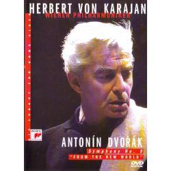 KARAJAN, HERBERT VON + WIENER PHILHARMONIKER - A. DVORZAK SYMPHONY NO 9