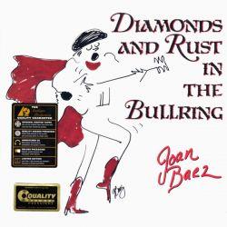 BAEZ, JOAN - DIAMONDS AND RUST IN THE BULLRING (1LP) - 200GRAM PRESSING - WYDANIE AMERYKAŃSKIE