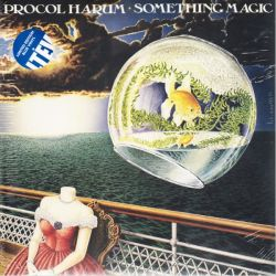 PROCOL HARUM - SOMETHING MAGIC (2LP) - LIMITED EDITION BLUE VINYL