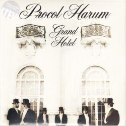 PROCOL HARUM - GRAND HOTEL (2 LP) - LIMITED EDITION CLEAR VINYL