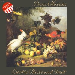 PROCOL HARUM - EXOTIC BIRDS AND FRUIT (2LP) - LIMITED EDITION RED VINYL